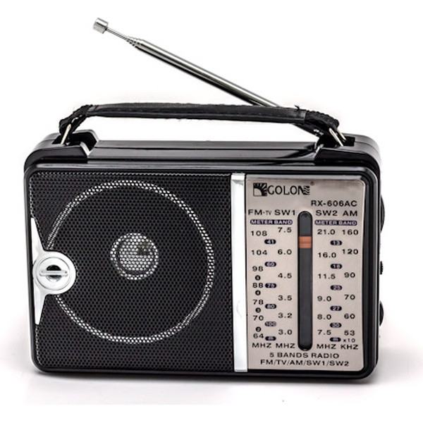 Радіоприймач Golon RX606