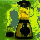 Блендер-Миксер ZEPLINE (SILVER) 850W