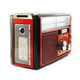 Радиоприёмник GOLON RX-382BT Bluetooth+USB+SD Радио с фанарем, фото 4