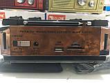 Радиоприёмник GOLON RX-382BT Bluetooth+USB+SD Радио с фанарем, фото 5