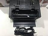 Радиоприёмник GOLON RX-382BT Bluetooth+USB+SD Радио с фанарем, фото 6
