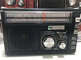 Радиоприёмник GOLON RX-382BT Bluetooth+USB+SD Радио с фанарем, фото 7