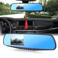 Видеорегистратор-зеркало Vehicle Blackbox