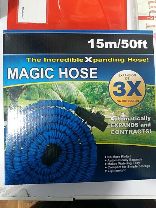 Шланг поливочный Magic Hose 15 м