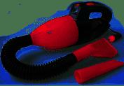 Пылесос для авто с фонарем
