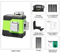 Лазерный уровень Huepar 503CG, фото 1