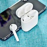 Беспроводные Наушники i12(Bluetooth+сенсорные кнопки), фото 2