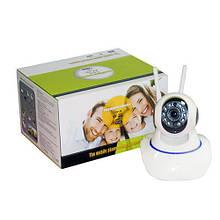 IP камера видеонаблюдения Q5 - на 2 антенны WIFI Smart NET camera Q5