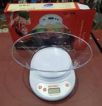 Кухонные весы MATARIX MX 401 до 5кг с чашей