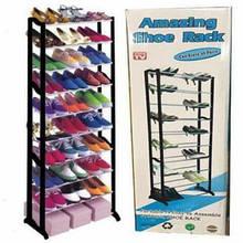 Органайзер для обуви, полка для обуви Amazing shoe rack на 30 пар