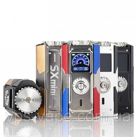 YiHi SXmini T Class Box MOD, фото 2