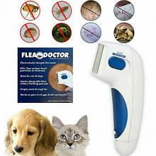 Flea Doctor электрическа расческа от блох для животных