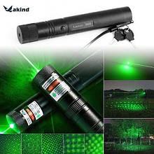 Лазер 303. Зелёный очень мощный