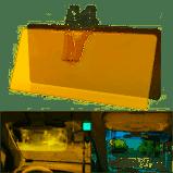Антибліковий козирок для автомобіля HD Vision Visor, фото 2