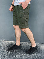 """Чоловічі Шорти """"Miami"""" Intruder хакі літні, фото 1"""
