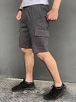 """Мужские Шорты """"Miami"""" Intruder серые летние, фото 1"""