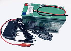Аккумулятор  литиевый 12V 21A с элементами Li-ion 18650 + зарядное устройство