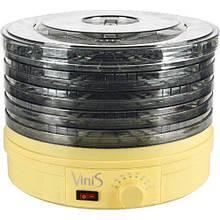 Сушилка для овощей и фруктов VINIS VFD-361С
