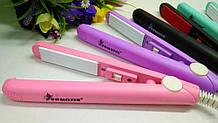 Міні Праску випрямляч для волосся Pro Mozer MZ 7038