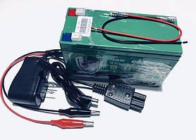 Аккумулятор  литиевый 12V 12A с элементами Li-ion 18650 + зарядное устройство