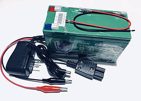 Аккумулятор  литиевый 12V 8A с элементами Li-ion 18650 + зарядное устройство