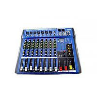 Аудио микшер Mixer 6USB CT 60 6 канальный 179685