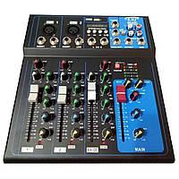 Аудио микшер Mixer MG 04BT Ямаха 4 канальный 179695