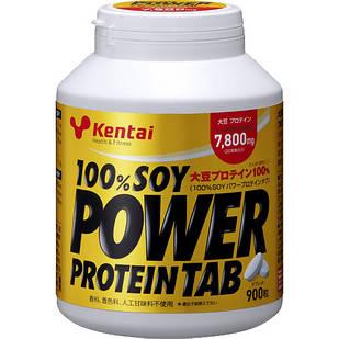 Kentai 100% SOY Power Protein соєвий протеїн, вітаміни, мінерали 900 таблеток на 45 днів