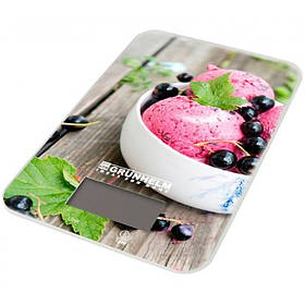 Весы кухонные электронные Grunhelm мороженое KES-1 RIC 83829