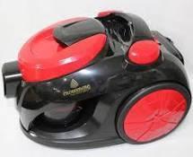 Мощный Пылесос Vacuum Cleaner Crownberg CB- 659 3500W красный