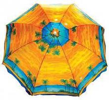 Пляжний зонт best8 Umbrella(2.5)пальма нахил