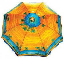 Пляжный зонт best8 Umbrella(2.5)пальма наклон