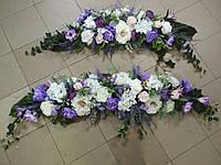 Свадебное украшение на стол или на арку