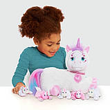 Just Play Unicorn Surprise Беременный единорог с сюрпризом Ариа Aria Plush, фото 2