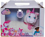 Just Play Unicorn Surprise Беременный единорог с сюрпризом Ариа Aria Plush, фото 4