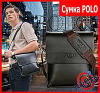 Мужская сумка через плечо Polo videng