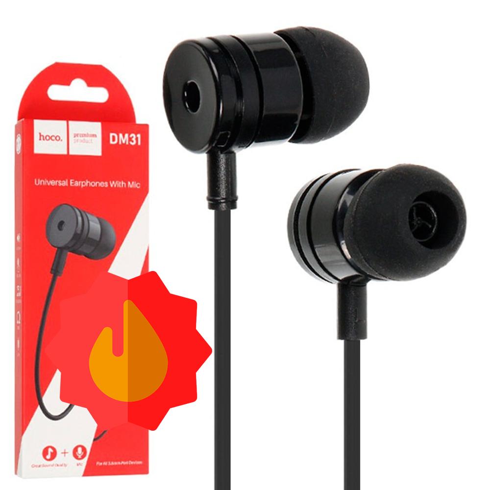 Навушники з мікрофоном Hoco DM31   Наушники с микрофоном Hoco DM31
