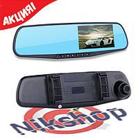 Видеорегистратор в автомобиль DVR 138E с одной камерой   Зеркало - регистратор