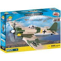 Конструктор Cobi Вторая Мировая Война Самолет Фокке-Вульф, 255 деталей (COBI-5514)