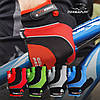 Велоперчатки PowerPlay 5015 A Серые S, фото 10