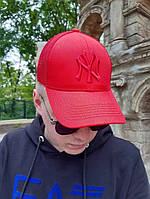 Кепка бейсболка тракер New York Красный мужская \ женская