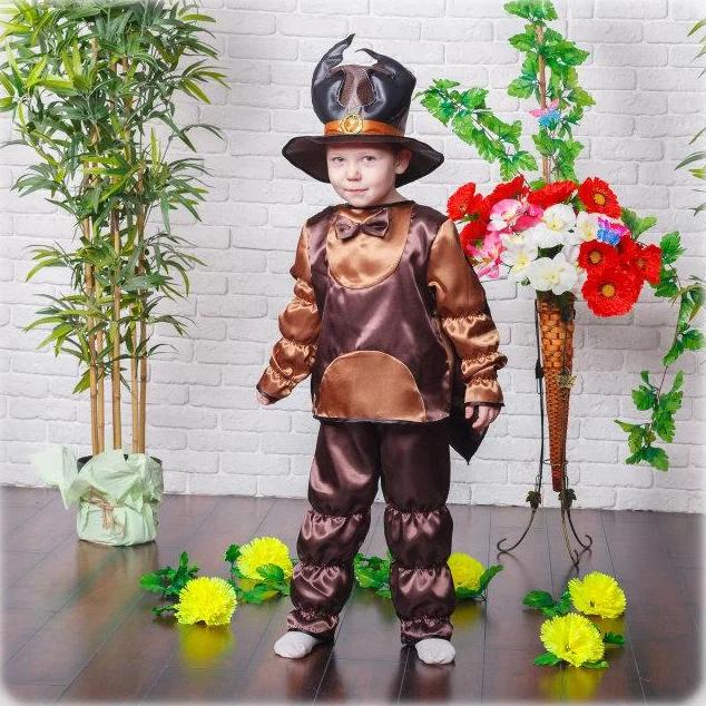 Карнавальний костюм для хлопчика Жук