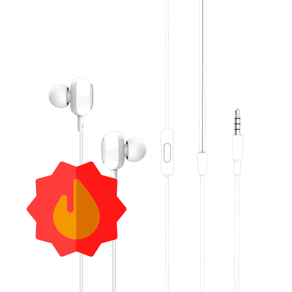 Навушники з мікрофоном XO EP1 | Наушники с микрофоном XO EP1