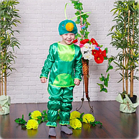 Карнавальный костюм Кузнечик для мальчика