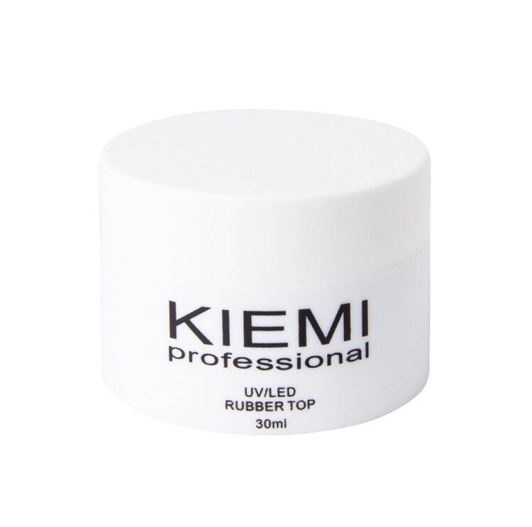 Каучуковый Rubber Top Gloss  от KIEMI, 30 мл
