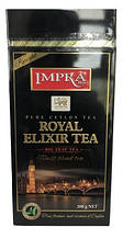 Чай черный Impra Royal Elixir Tea Knight ж/б 200 г Шри-Ланка
