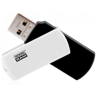 USB флеш накопитель GOODRAM 16GB UCO2 (Colour Mix) Black/White USB 2.0 (UCO2-0160KWR11)