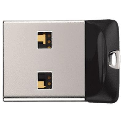 USB флеш накопитель SANDISK 16GB Cruzer Fit USB 2.0 (SDCZ33-016G-G35)
