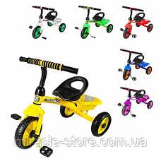 Трехколесный детский велосипед с корзиной Tilly Trike  (6 видов), фото 2