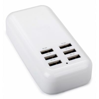 Зарядное устройство Drobak Multi Power 6*USB 6A (905320) N1.IN.UA
